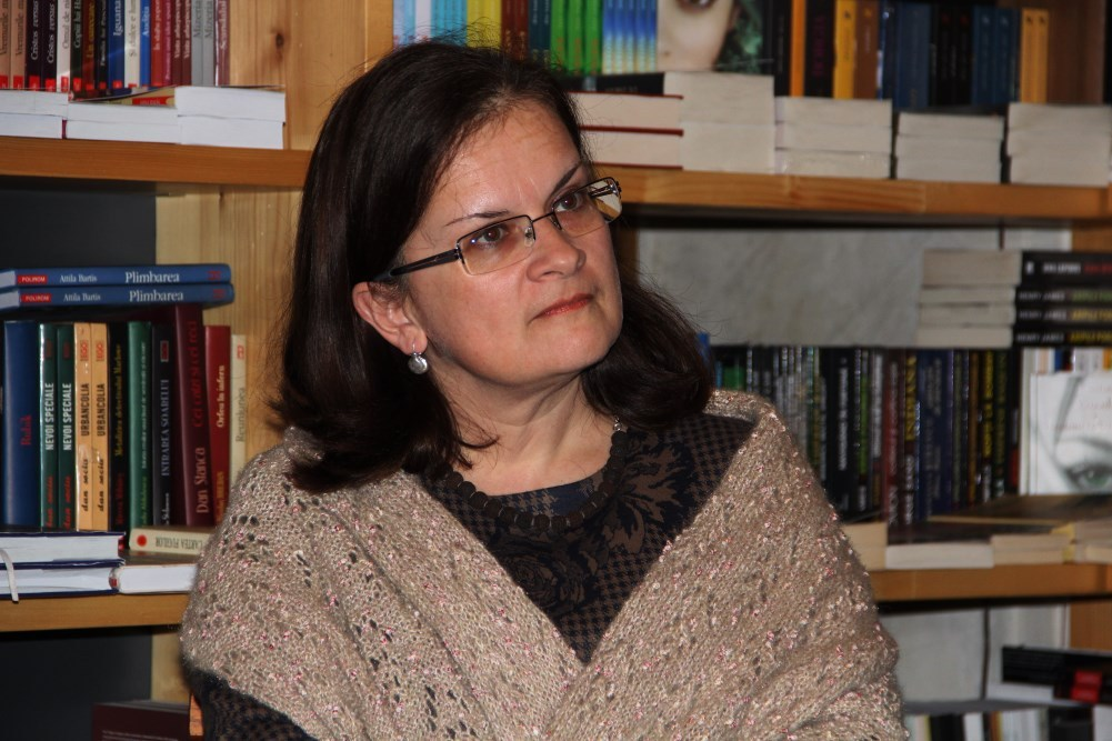 Prof. univ. dr. Ioana Bican