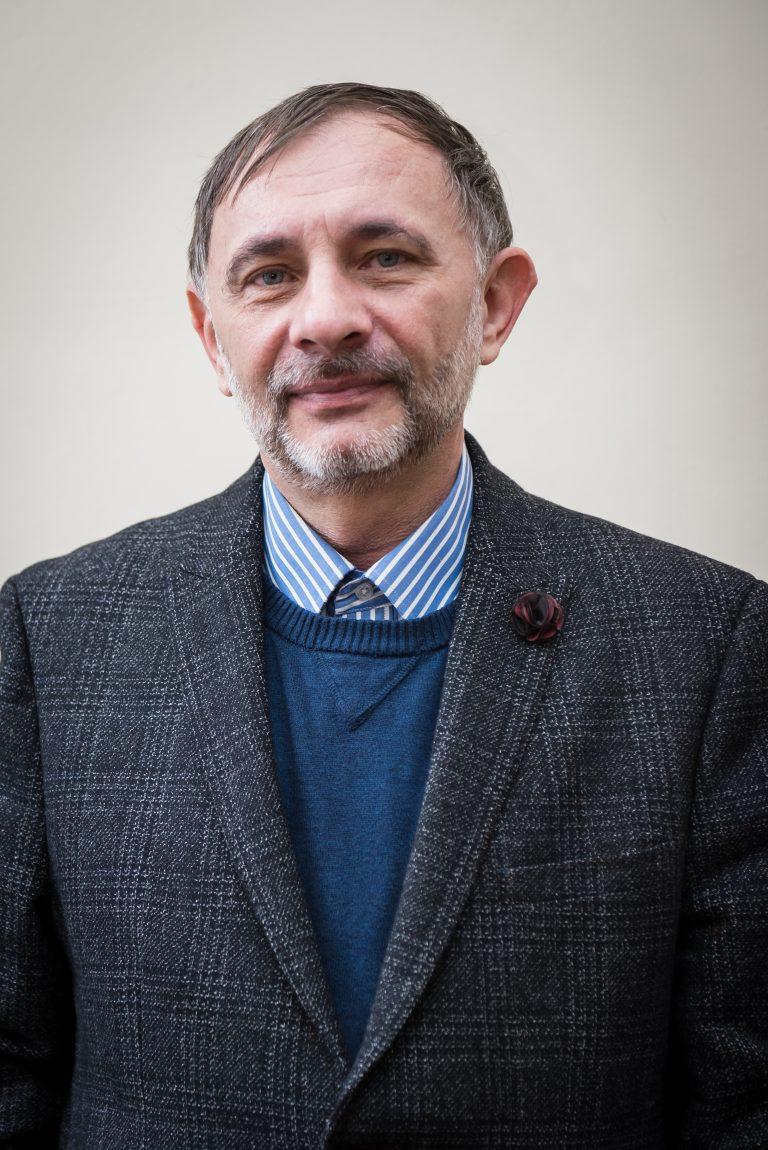 Prof. univ. dr. Corin Braga