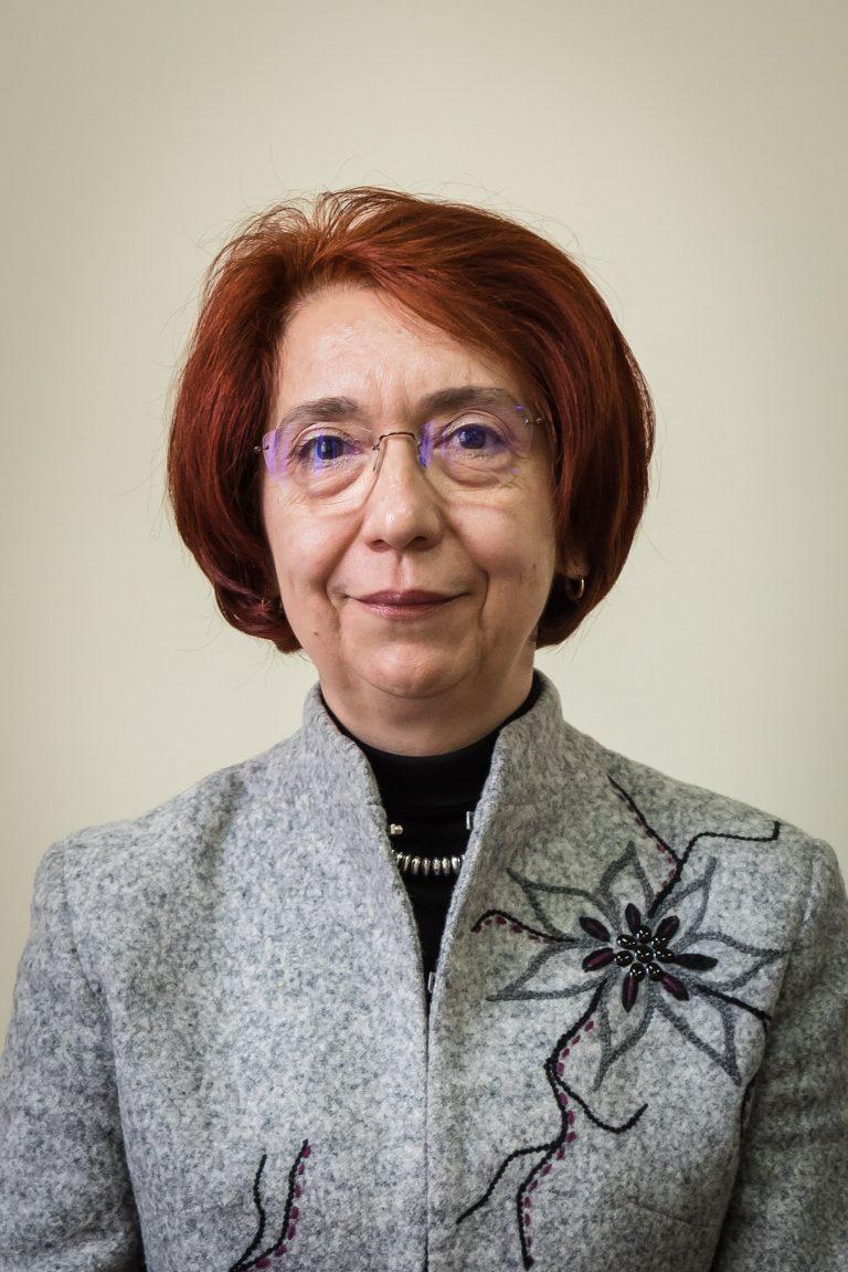 Prof. univ. dr. Rodica Frenţiu