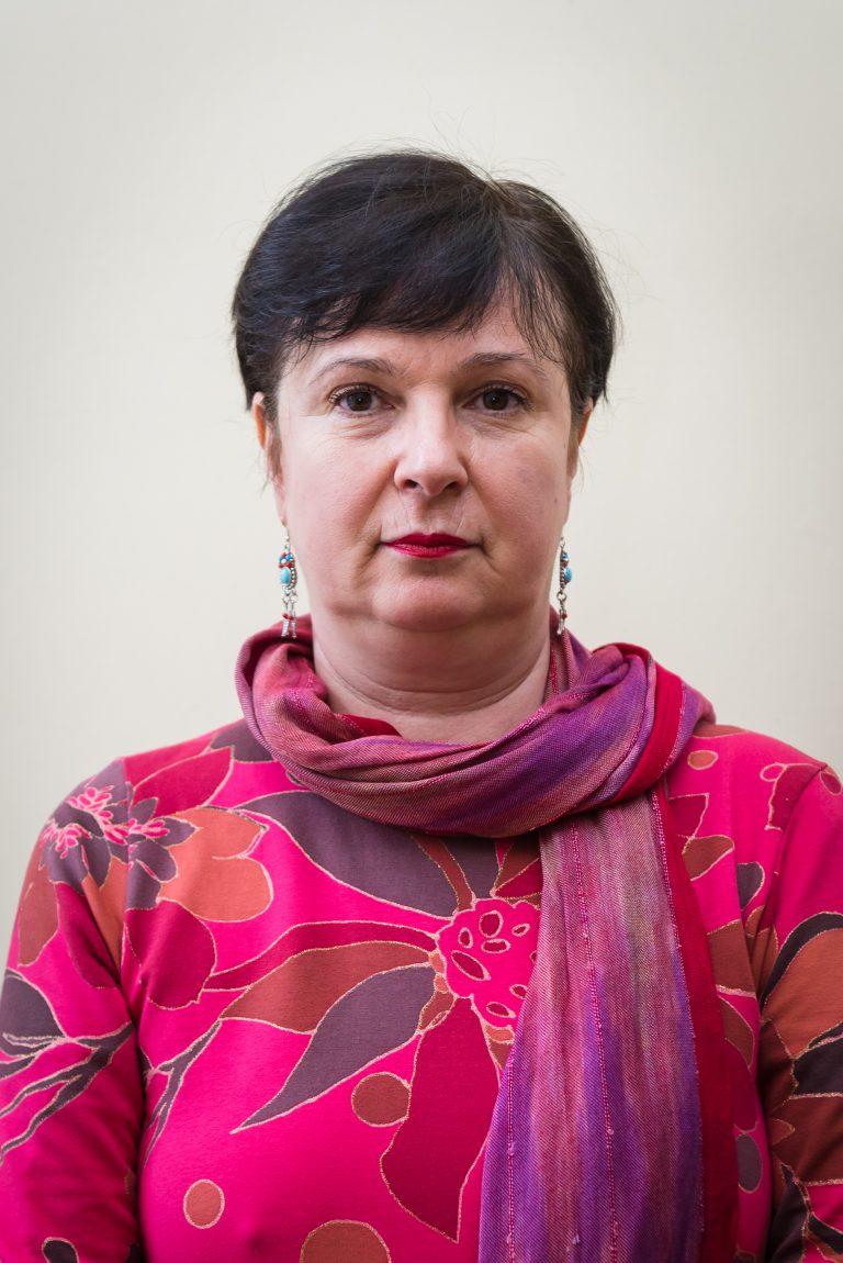 Prof. univ. dr. Ruxandra Cesereanu