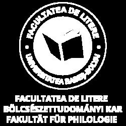 UNIVERSITATEA BABEȘ-BOLYAI – FACULTATEA DE LITERE