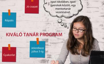 Kiváló Tanár Program